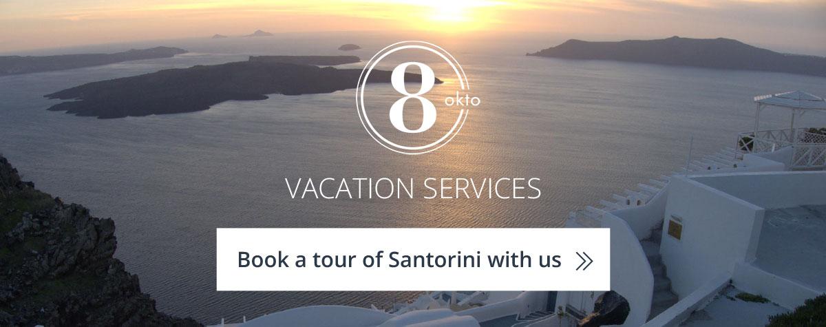 Santorini Okto Tours